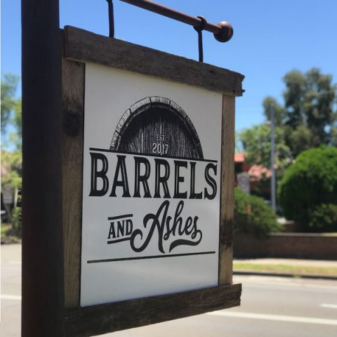 Barrels & Ashes