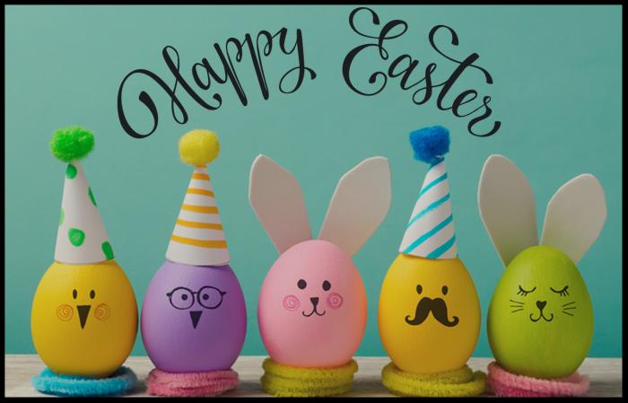 Easter Break 2019